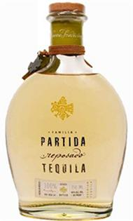 Partida Tequila Reposado 750ml